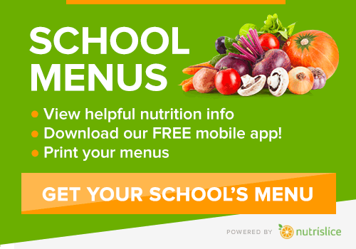 Get Your School's Menus